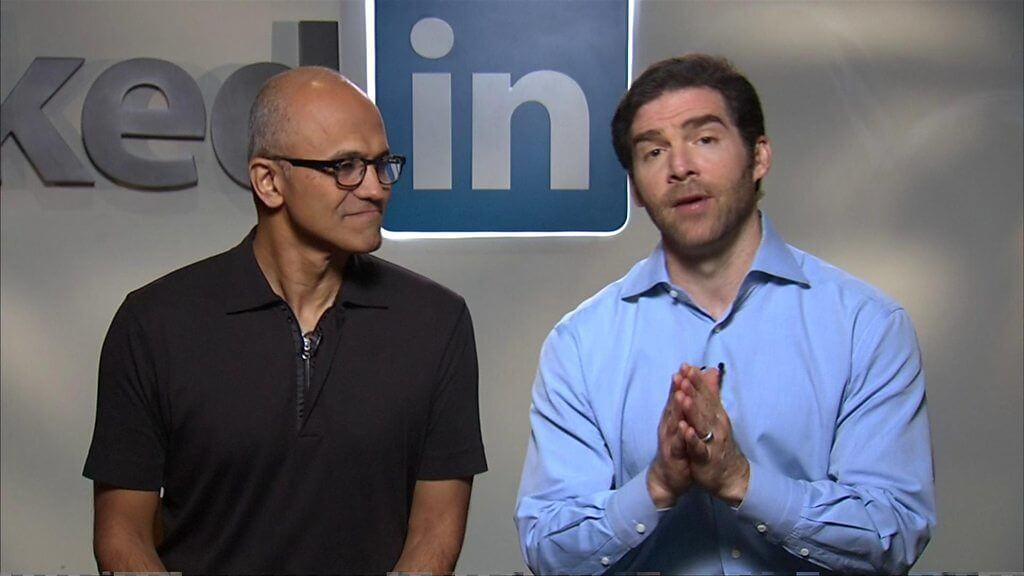 Microsoft y Linkedin: siguiente paso