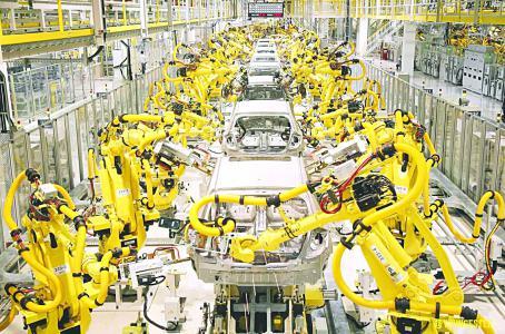 fábrica de automoción