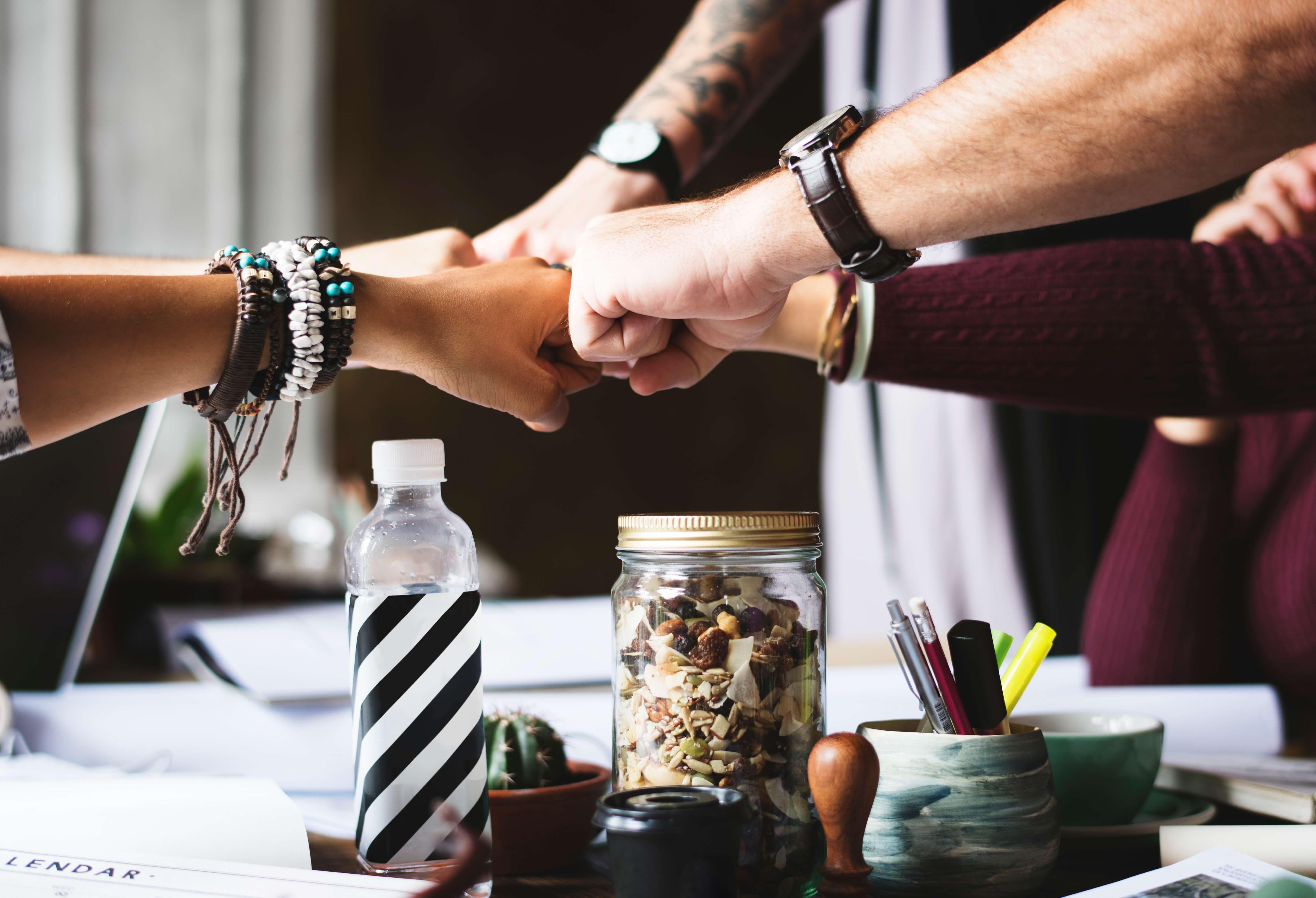 transformar los procesos de negocio