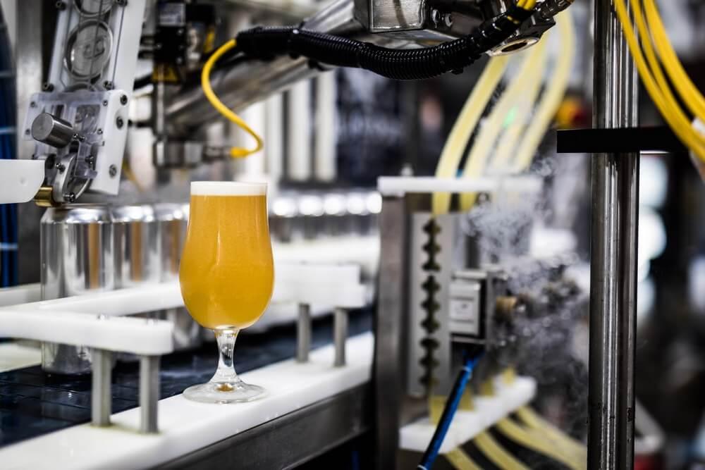 robotización en industria